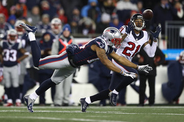 Michael Floyd Divisional Round - Houston Texans v New England Patriots