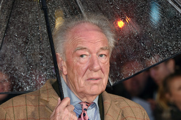 Michael Gambon 'Dad's Army' - World Premiere - Red Carpet Arrivals
