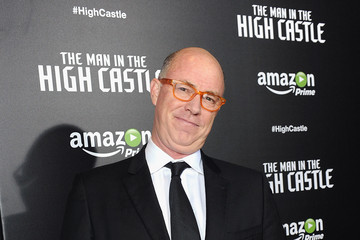 Michael Gaston NY Premiere of Amazon Original's 'Man in the High Castle'