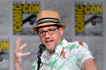 Michael Giacchino 2019 Comic-Con International - 7th Annual Musical Anatomy Of A Superhero: Film And TV Composer Panel