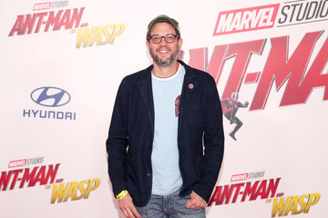 Michael Giacchino Premiere Of Disney And Marvel's 'Ant-Man and the Wasp' - Arrivals