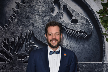 Michael Giacchino Premiere of Universal Pictures' 'Jurassic World' - Red Carpet
