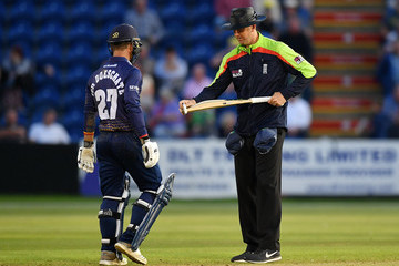 Michael Gough Glamorgan vs. Essex Eagles - Vitality Blast