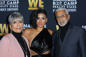 Michael Govan WE Tv Celebrates The Premiere Of 'Marriage Boot Camp'