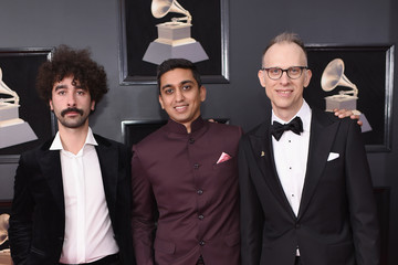 Michael Graves 60th Annual GRAMMY Awards - Red Carpet