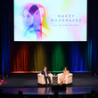 Michael Gray Kacey Musgraves Participates In An Interview At The Country Music Hall Of Fame And Museum