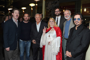 "Michael Gross Premiere Of ""Tim & Eric'$ Billion Dollar Movie"" - Red Carpet"