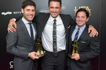 Michael H. Weber 21st Annual Hollywood Film Awards - Press Room