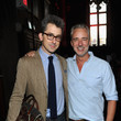 Michael Hainey GQ Celebrates Their Latest Issue in NYC