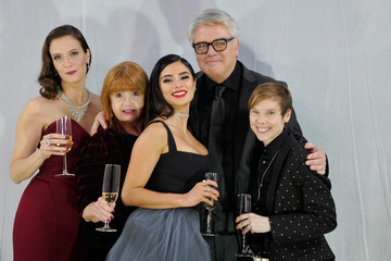 Michael Harney The 23rd Annual Screen Actors Guild Awards - Piano Room