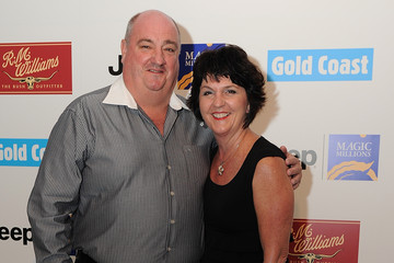 Michael Hart Magic Millions Opening Night Cocktail Party
