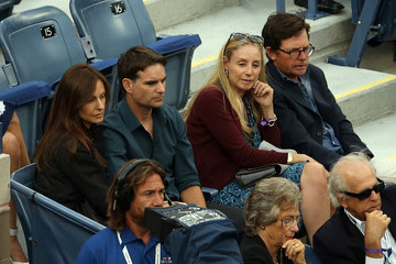 Michael J. Fox 2014 U.S. Open - Day 15