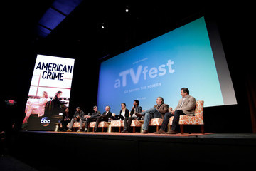 "Michael J. McDonald ""SCAD Presents aTVfest - Icon Award Presentation & ABC's ""American Crime"""