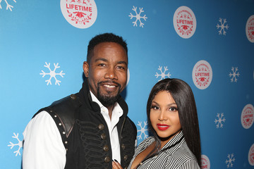 """Michael Jai White In Celebration Of """"It's A Wonderful Lifetime,"""" Stars Of The Network's Christmas Movies Attend The VIP Opening Night Of The Life-sized Gingerbread House"""