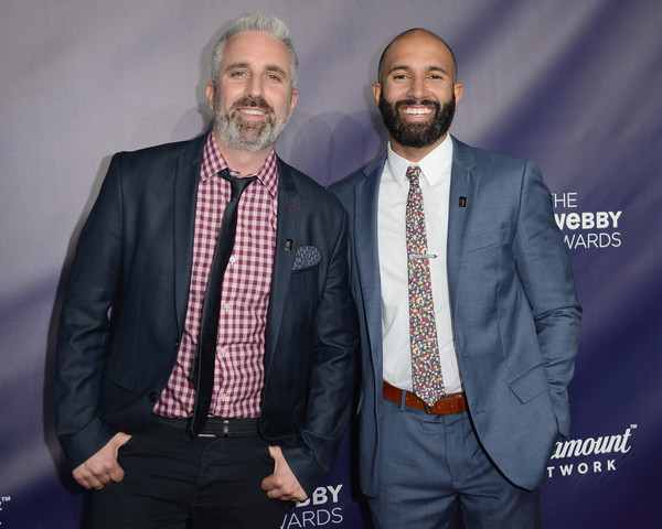 The 22nd Annual Webby Awards - Arrivals