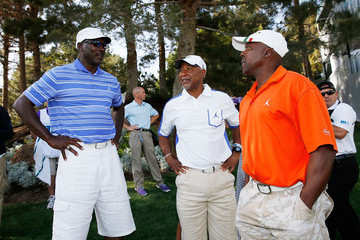 Michael Jordan ARIA Resort & Casino's 12th Annual Michael Jordan Celebrity Invitational At Shadow Creek In North Las Vegas - Day 4