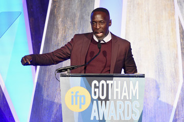 Michael K Williams IFP's 27th Annual Gotham Independent Film Awards - Show