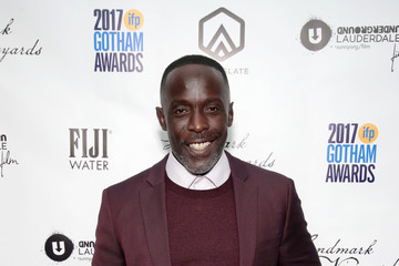 Michael K Williams IFP's 27th Annual Gotham Independent Film Awards - Backstage
