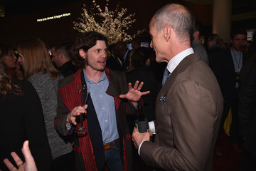 Michael Kelly National Geographic's Further Front Event in New York City - After Party
