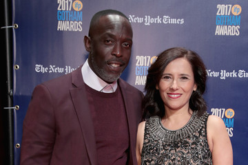 Michael Kenneth Williams IFP's 27th Annual Gotham Independent Film Awards - Red Carpet