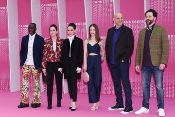 "Michael Kenneth Williams ""Aqui En La Tierra"" and ""Cacciatore The Hunter"" Pink Carpet Arrivals - The 1st Cannes International Series Festival"
