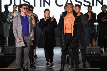 Michael Klim Justin Cassin - Runway - Mercedes-Benz Fashion Week Australia 2019