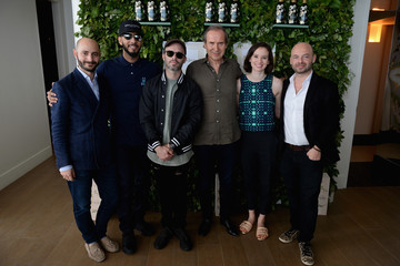 Michael Klug ArtNet & Whitewaller Panel at L'Eden by Perrier-Jouet