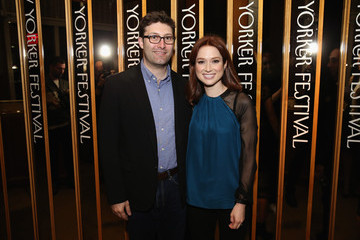 Michael Koman 2015 New Yorker Festival 'Wrap Party' Hosted by David Remnick
