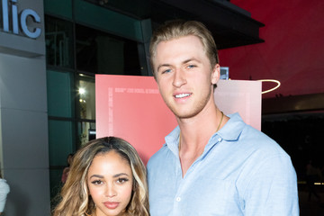 Michael Kopech Premiere Of Neon And Refinery29's 'Assassination Nation' - Red Carpet