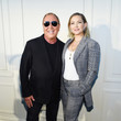 Kate Hudson and Michael Kors Photos