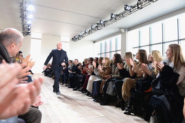 Michael Kors Front Row at the Michael Kors Show