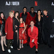 Michael-Leon Wooley Netflix's 'AJ And The Queen' Season One Premiere