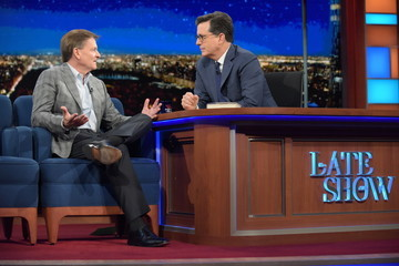 "Michael Lewis CBS's ""The Late Show with Stephen Colbert"" - Season Two"