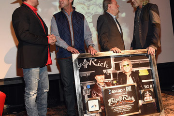 Michael Martin Big & Rich Celebrate First Ever Back-To-Back Top Ten Hits