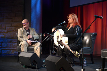 Michael McCall Country Music Hall Of Fame And Museum Hosts Live Interview With Wynonna