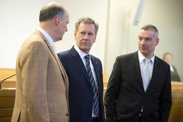 Michael Nagel Trial of Christian Wulff Continues