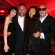 Michael Nyqvist Michel Comte Dinner in Cannes