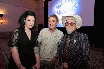 Michael Patrick King Bobcat Goldthwait's Misfits & Monsters Premiere Party at the Hollywood Roosevelt