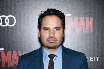 Michael Pena The Cinema Society and Audi Host A Screening of Marvel's 'Ant-Man' - Arrivals