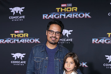 Michael Pena The World Premiere of Marvel Studios' 'Thor: Ragnarok'