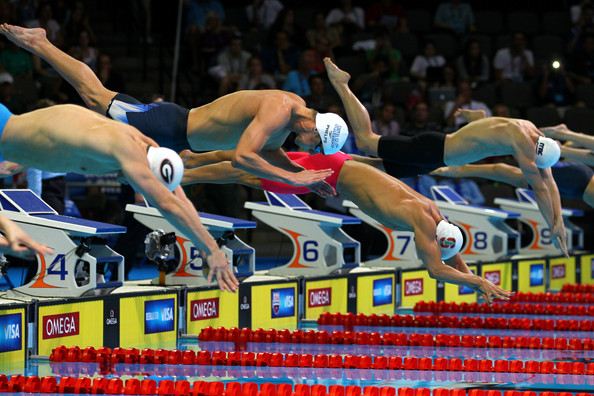 2012 us olympic swimming team trials day 4 - Olympic Swimming Starting Blocks