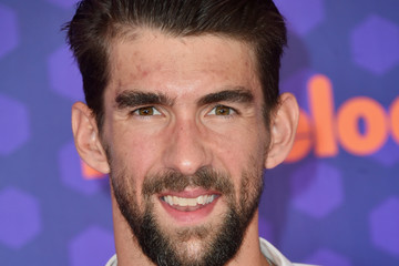 Michael Phelps Nickelodeon Kids' Choice Sports 2018 - Arrivals