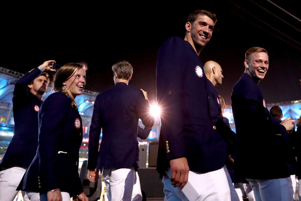 Opening Ceremony 2016 Olympic Games - Olympics: Day 0 []