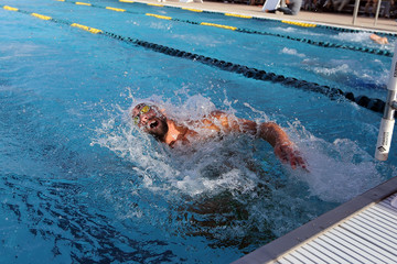 Michael Phelps Arena Pro Swim Series at Mesa - Day 2