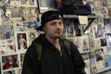 Michael Pitt Miguel Cotto Media Workout