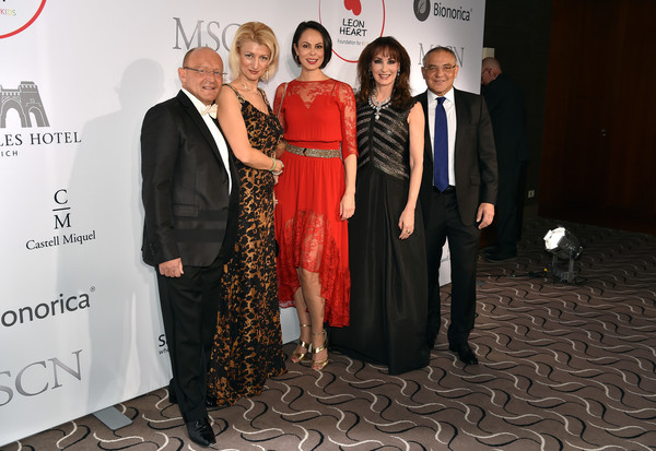 Leon Heart Foundation Hosts Charity Dinner in Munich