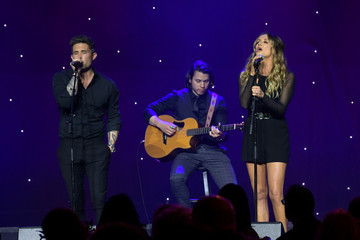 Michael Ray Carly Pearce 12th Annual T.J. Martell Foundation Nashville Gala