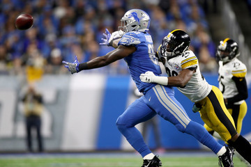 Michael Roberts Pittsburgh Steelers v Detroit Lions