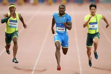 Michael Rodgers 2014 IAAF Diamond League Shanghai