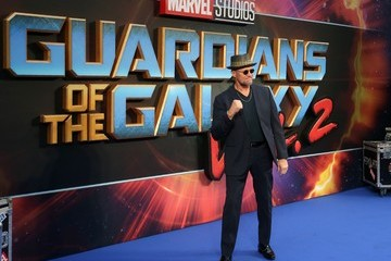 Michael Rooker 'Guardians of the Galaxy Vol. 2' - European Gala Screening - VIP Arrivals